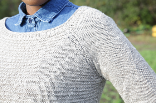 Twist Collective Winter 2015: Channa by Liisa Nieminen