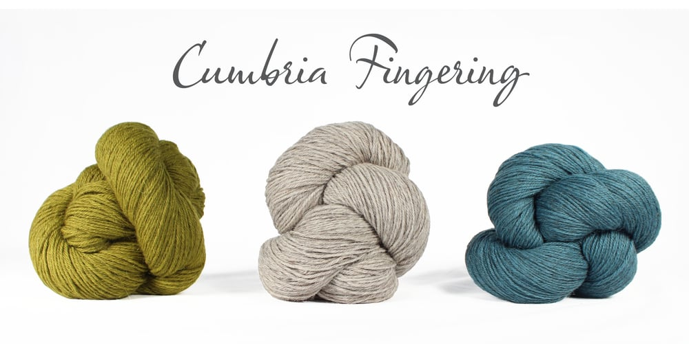The Fibre Co. Cumbria Fingering