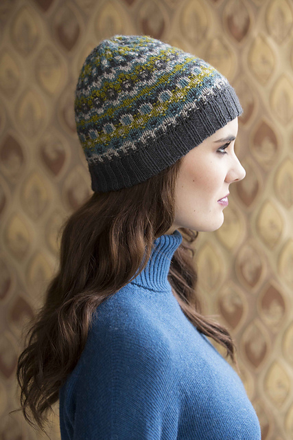 #3 Fitted Hat by Kate Gagnon Osborn