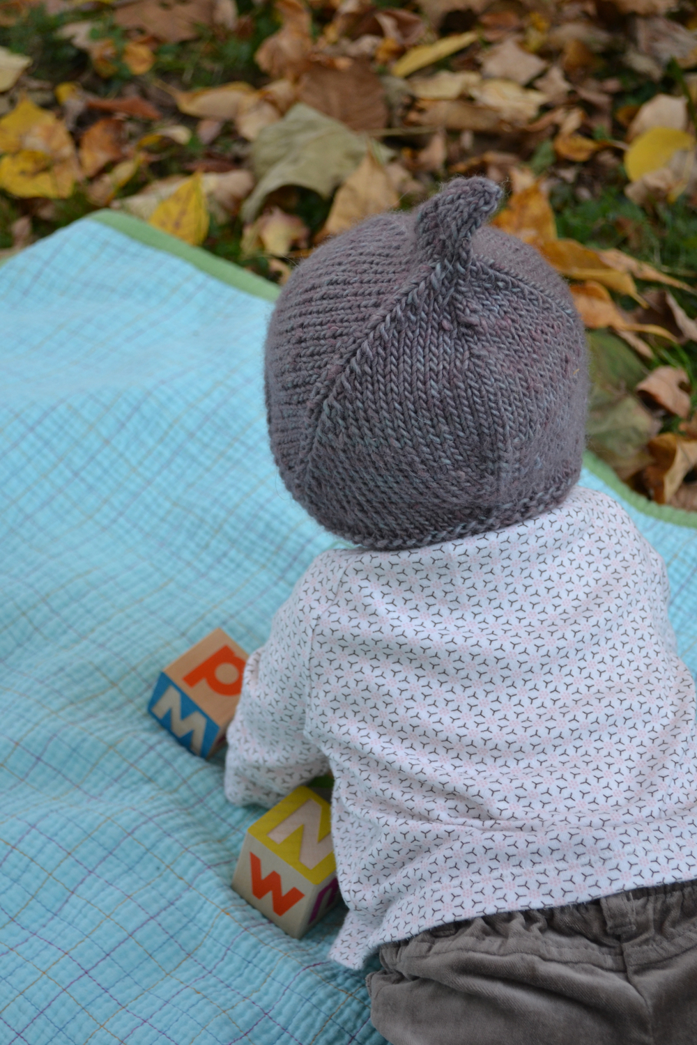 Free Knitting Patterns For Childrens Hats With Ear Flaps Parchment