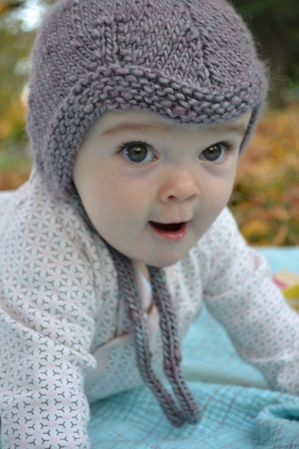 New Free Pattern: Alfalfa Baby Hat