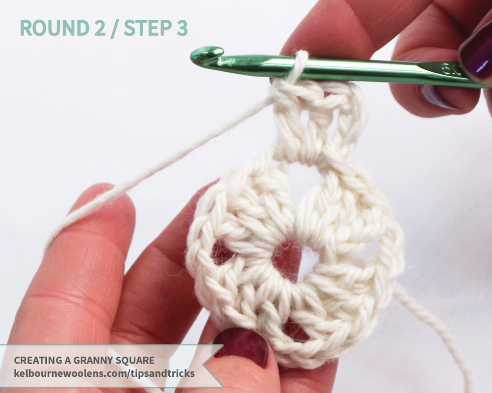 KW Tips + Tricks: Granny Square