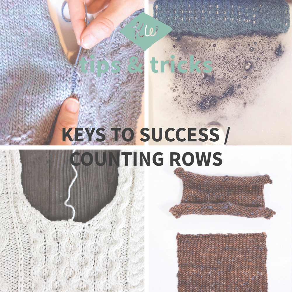 KW Tips + Tricks: Keys to Success / Counting Rows