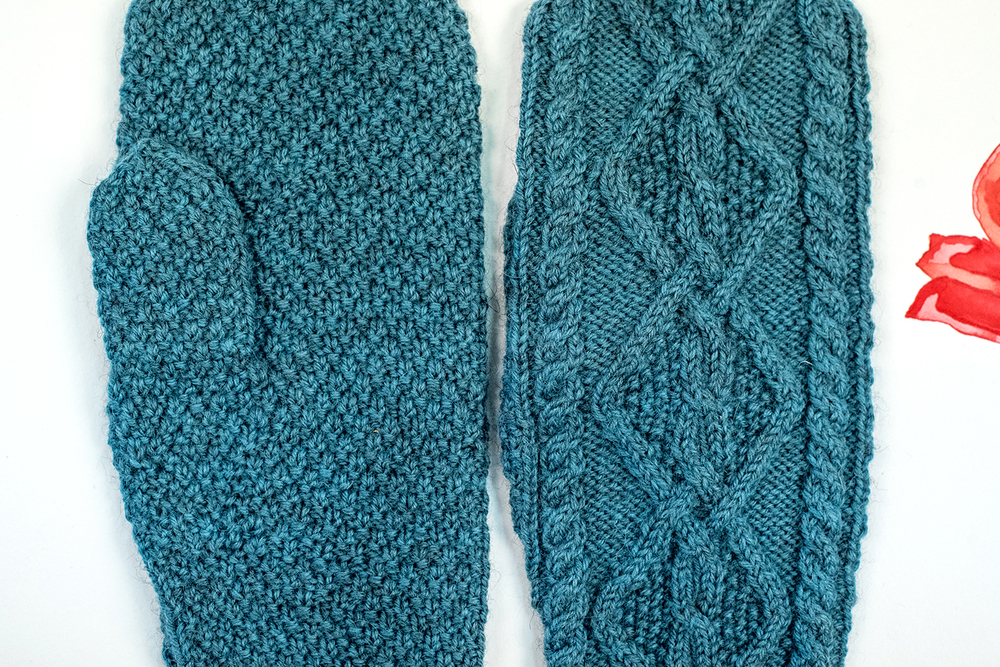 Year Of Mittens The Rich History Of Aran And Cable Knitting