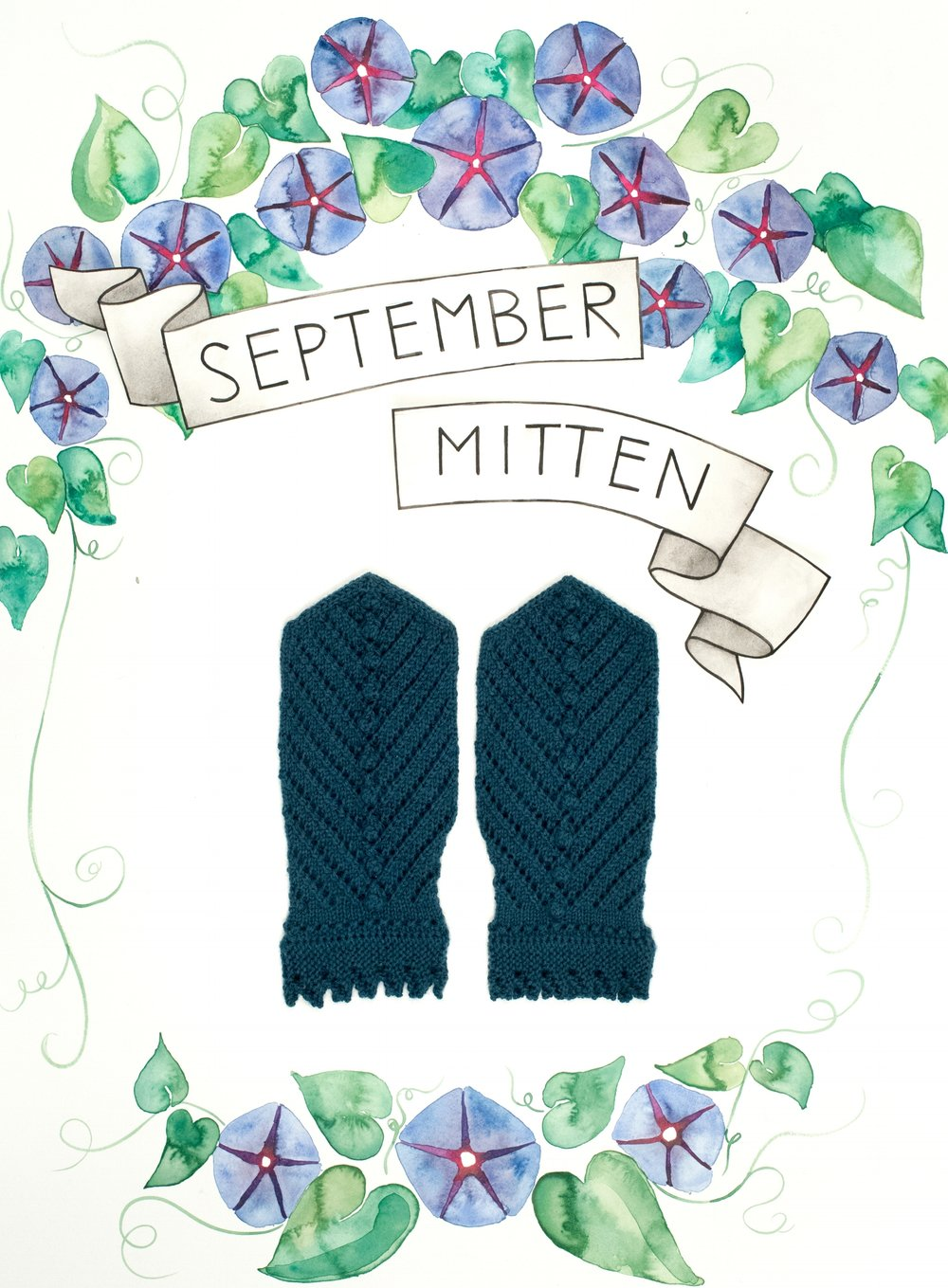 Year of Mittens September Mitten