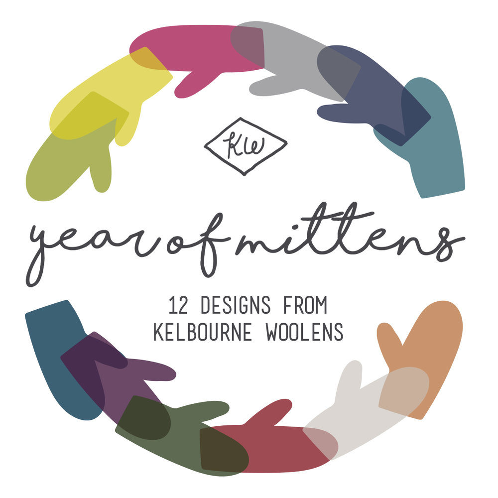 Kelbourne Woolens Year of Mittens