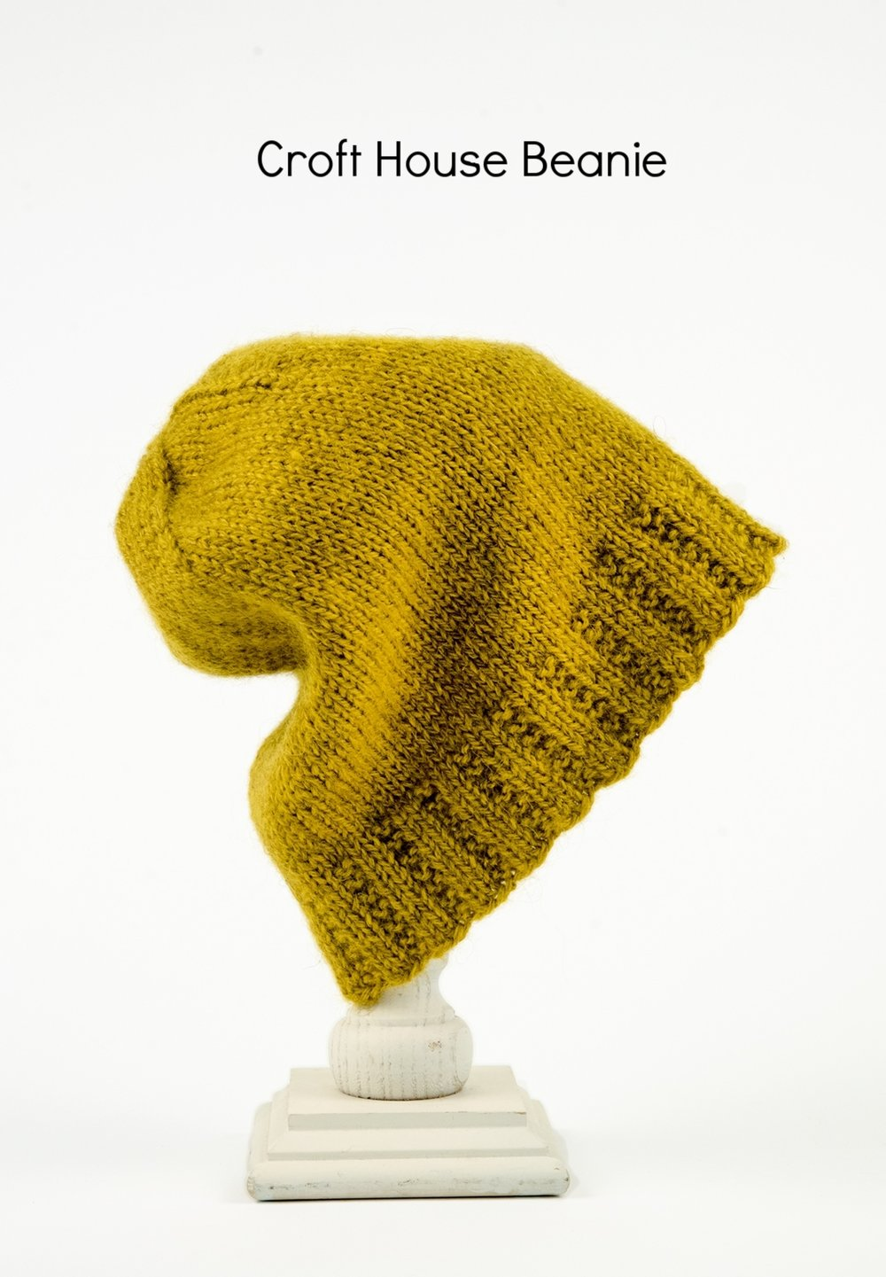 Croft House Beanie in The Fibre Co. Cumbria