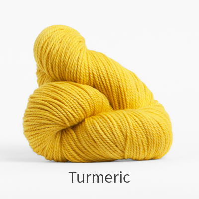 The Fibre Co. Canopy Worsted Turmeric
