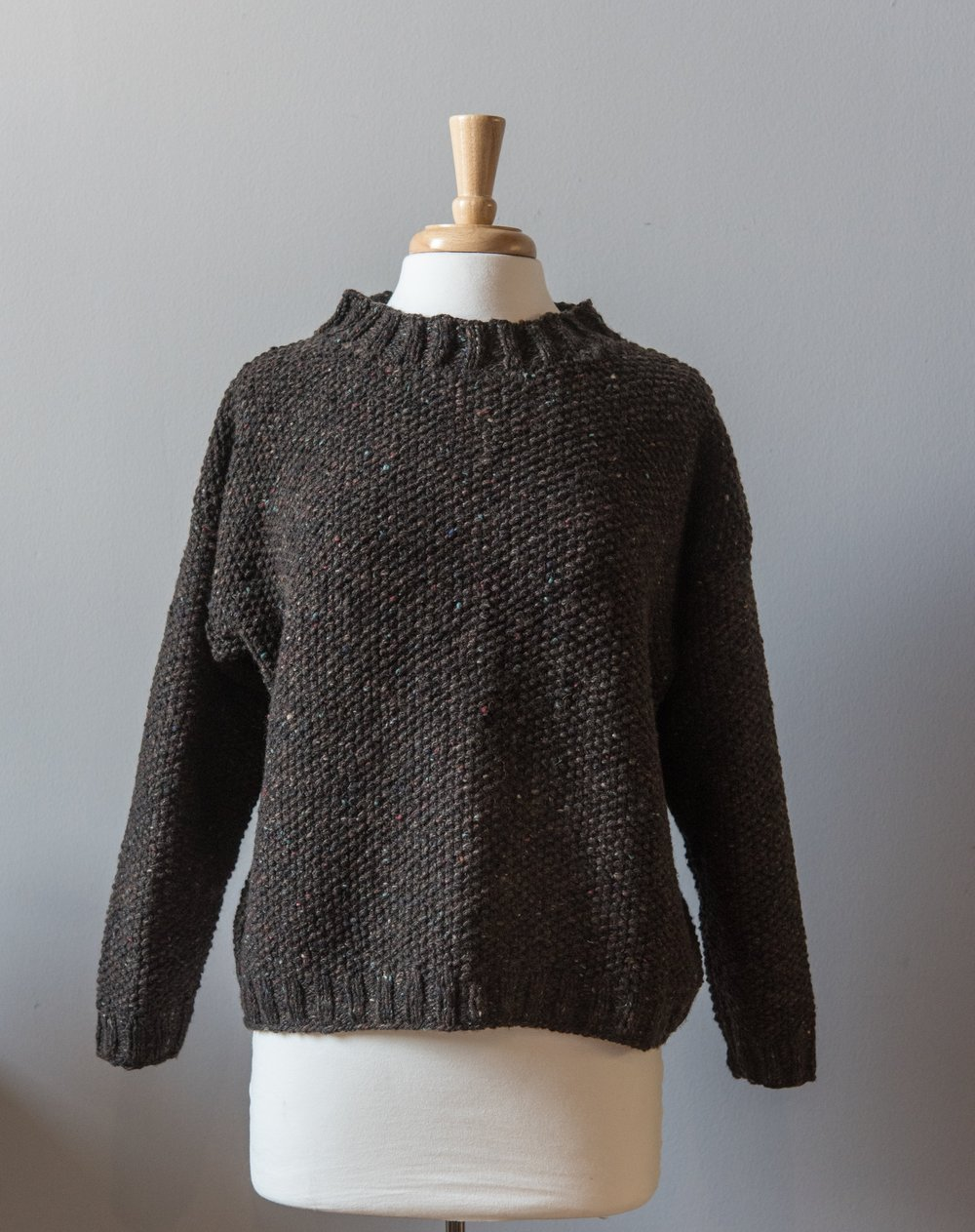 The Fibre Co. Arranmore,  Burtonport sweater