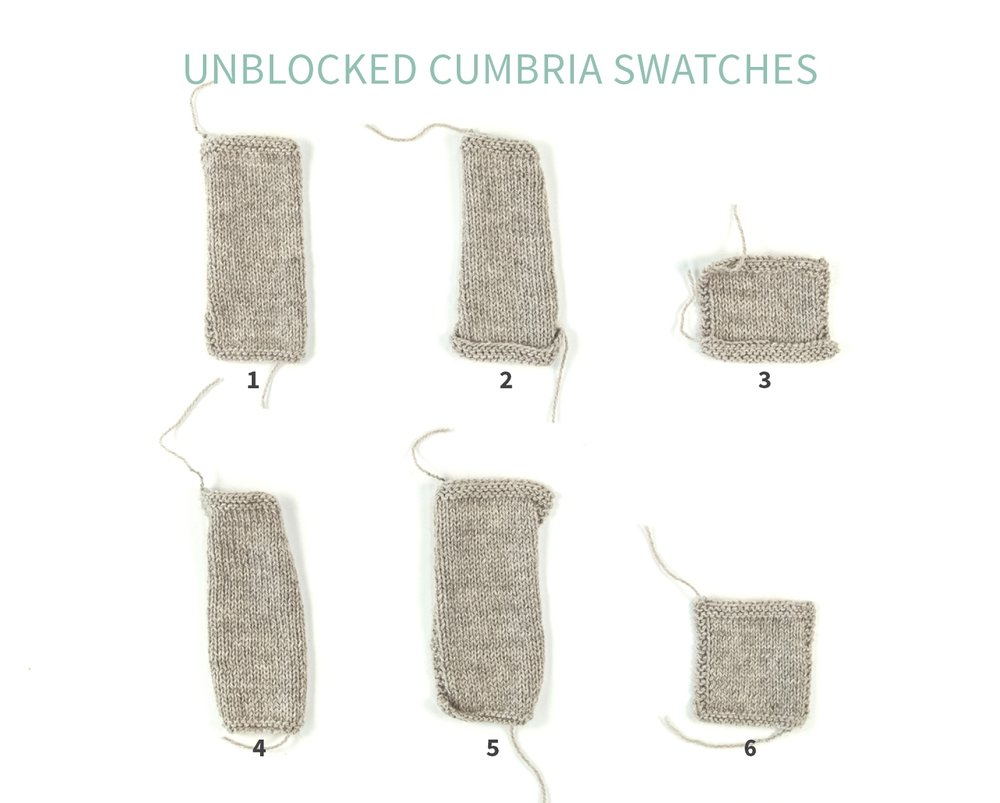 KW Swatch Experiment: Cumbria