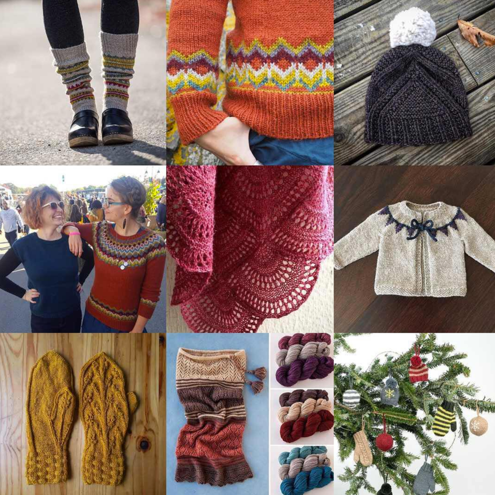 Kelbourne Woolens / Fine yarns and patterns for fiber enthusiasts