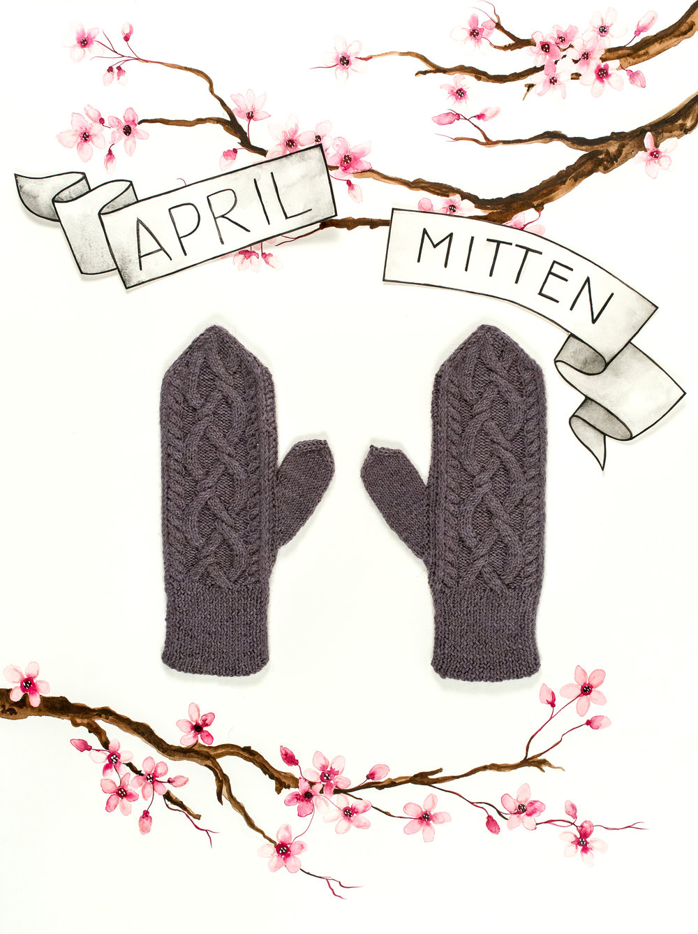 Year of Mittens April Mitten