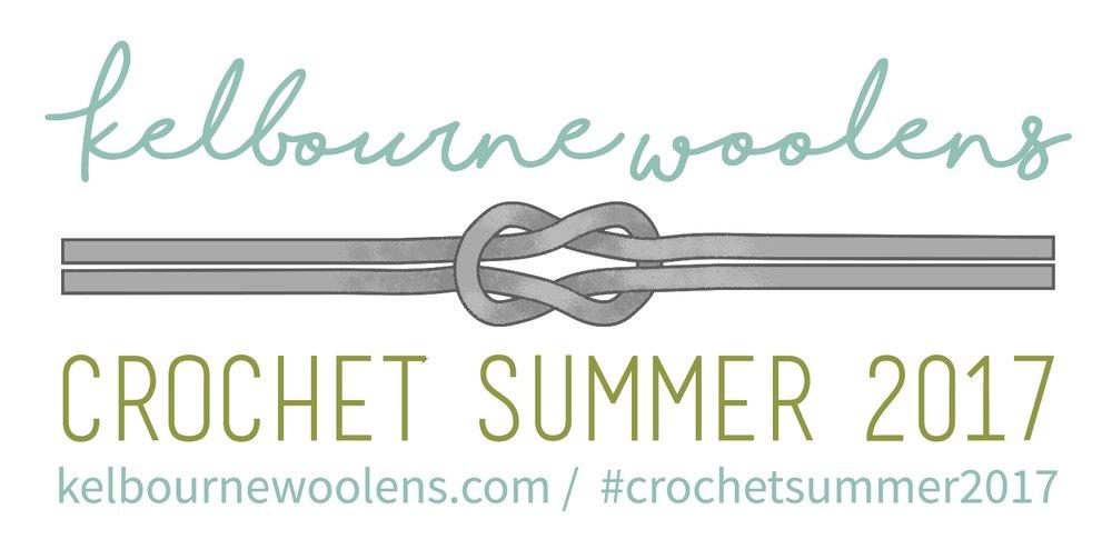 Kelbourne Woolens Crochet Summer 2017