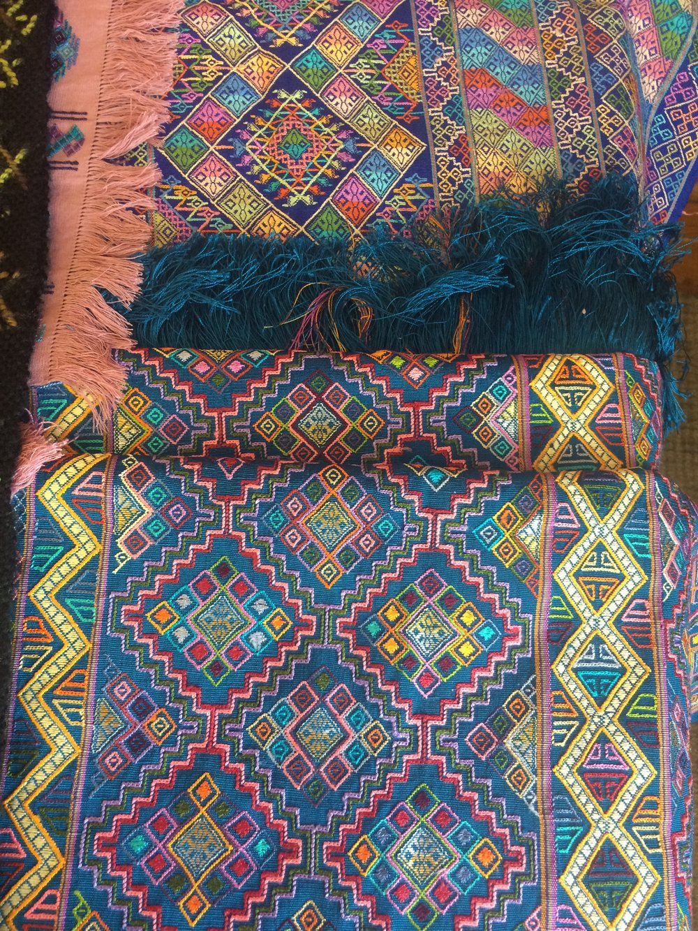 A few of Wendy Garrity's Kushutara Samples