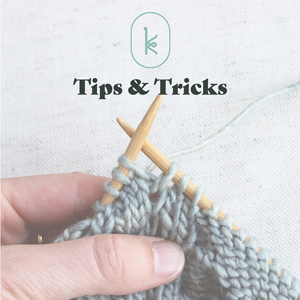 Kelbourne Woolens Tips and Tricks