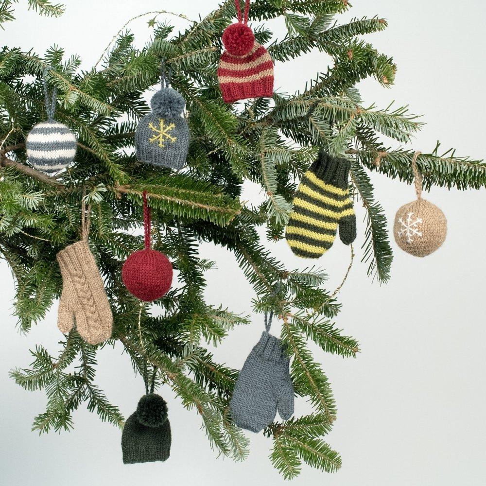 Holiday Cheer Ornaments