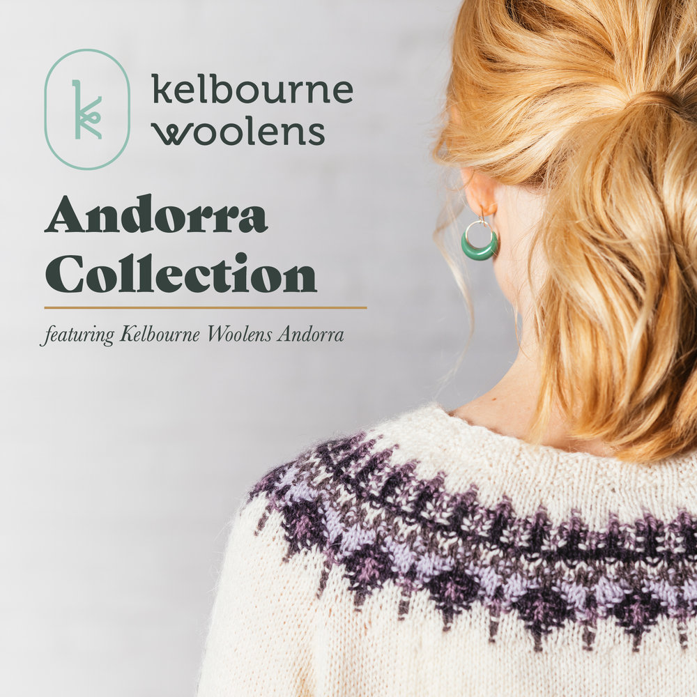 Kelbourne Woolens Andorra Collection