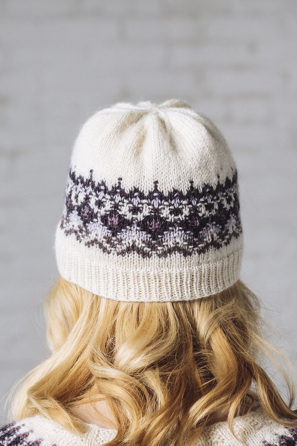 Kelbourne Woolens Andorra Collection Patsy by Courtney Kelley