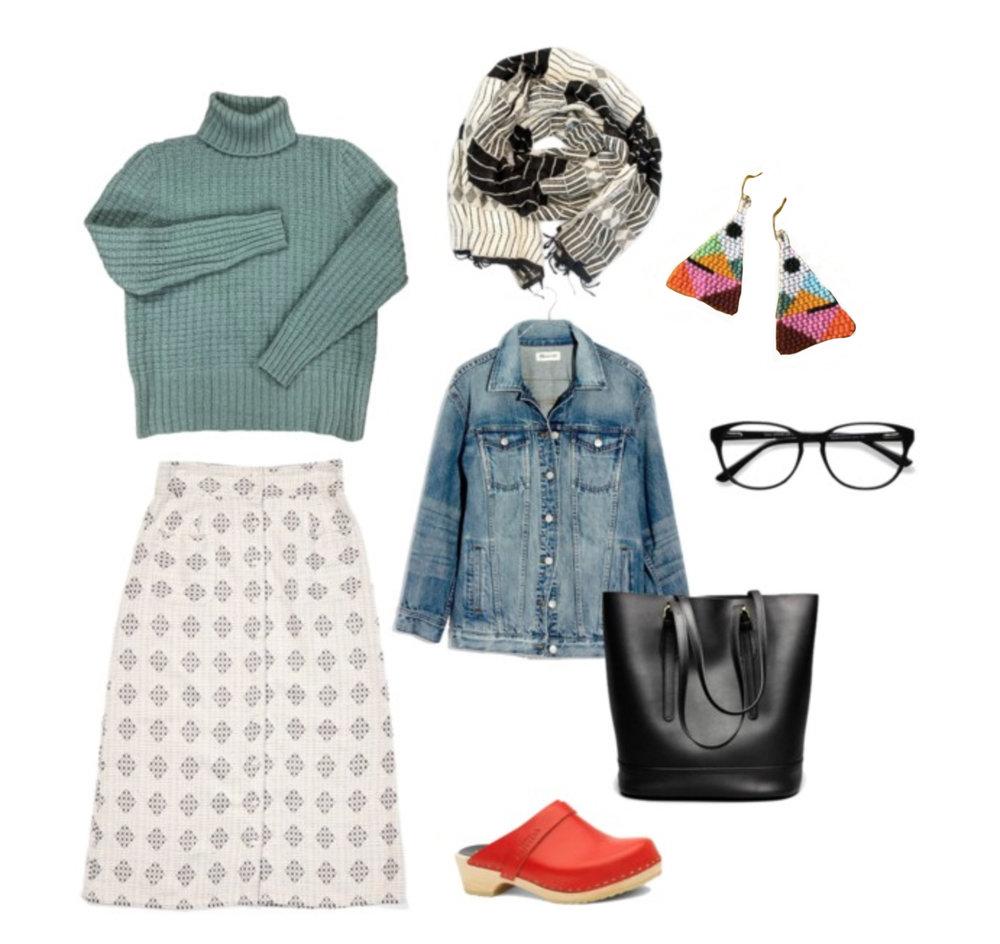 KW Style It: Bernadette Modern Feminine