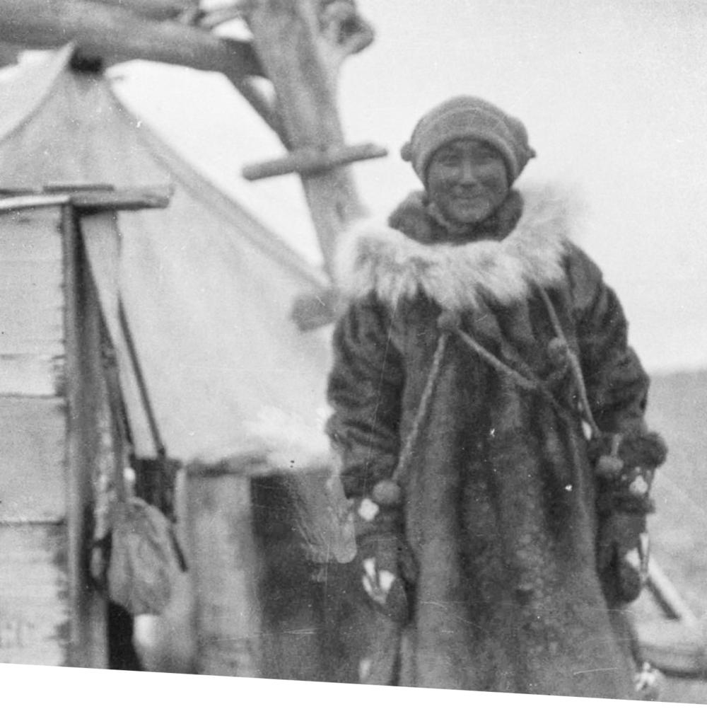 Ada Blackjack, Inuit survivor