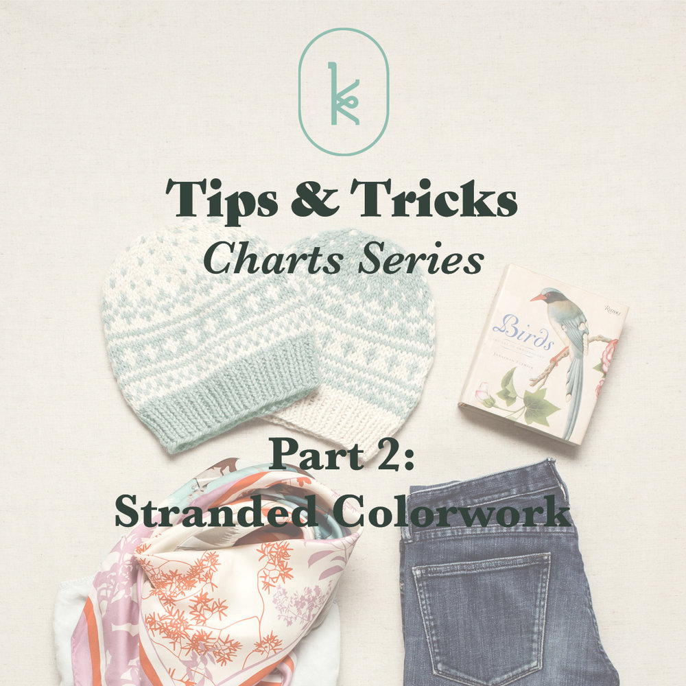 KW Tips and Tricks Working from Charts