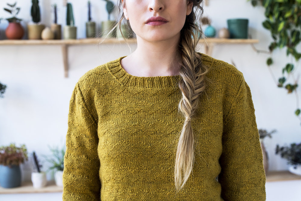 Powell by Meghan Kelly in Kelbourne Woolens Scout