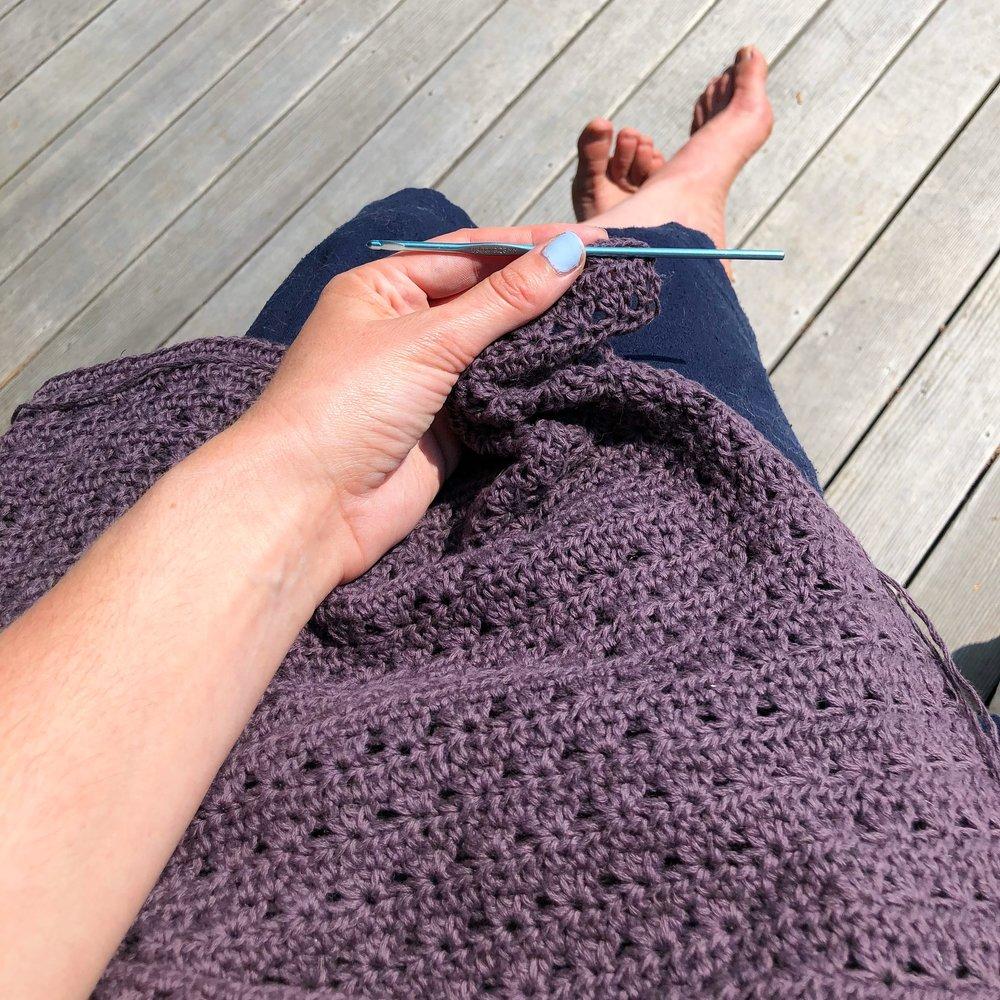 Mojave Crochet Top