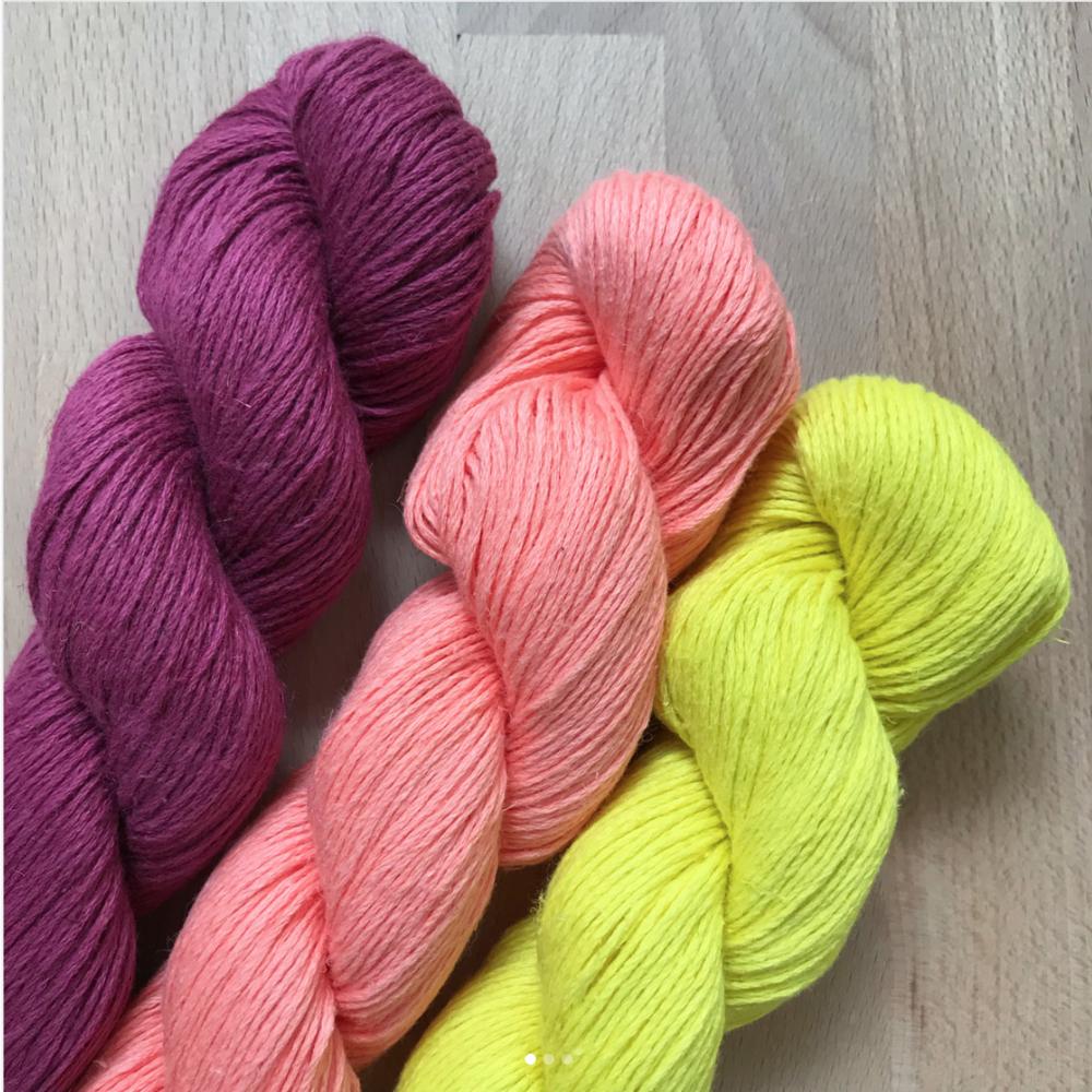 Handknit Yarn Studio Mojave