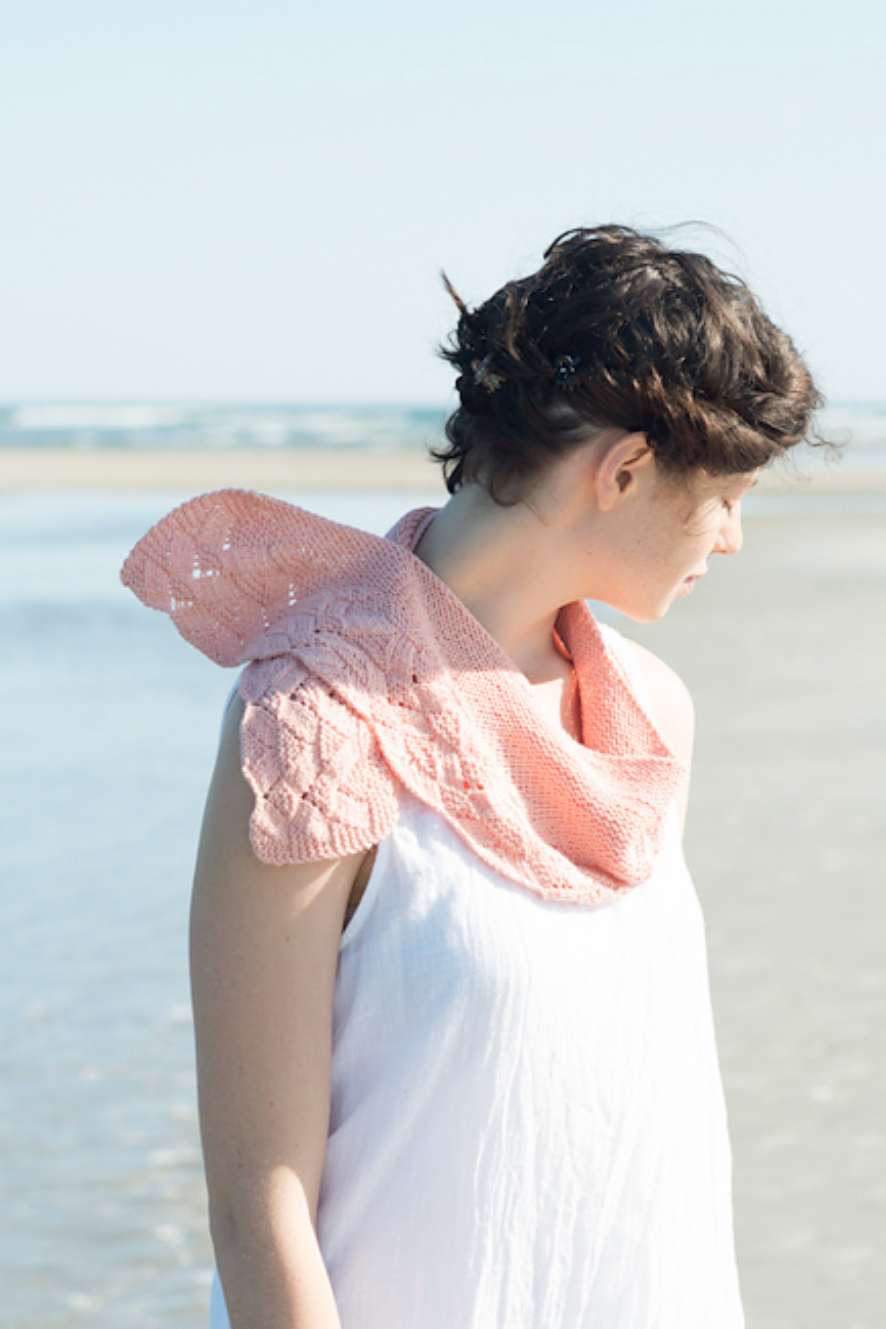 Anaise Shawl by Carrie Bostick Hoge
