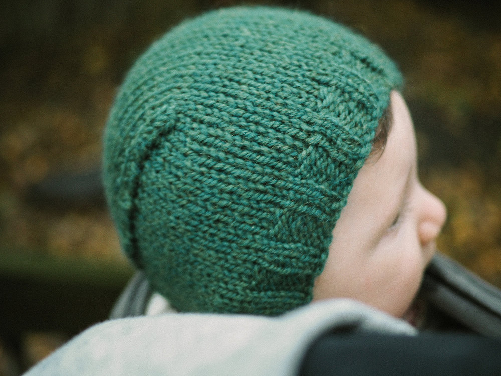 Meta's Bonnet by Maura Kirk