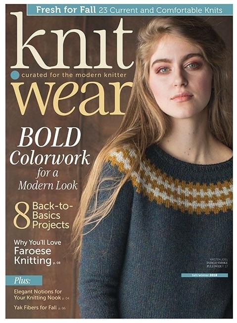 knit.wear Fall/Winter 2018