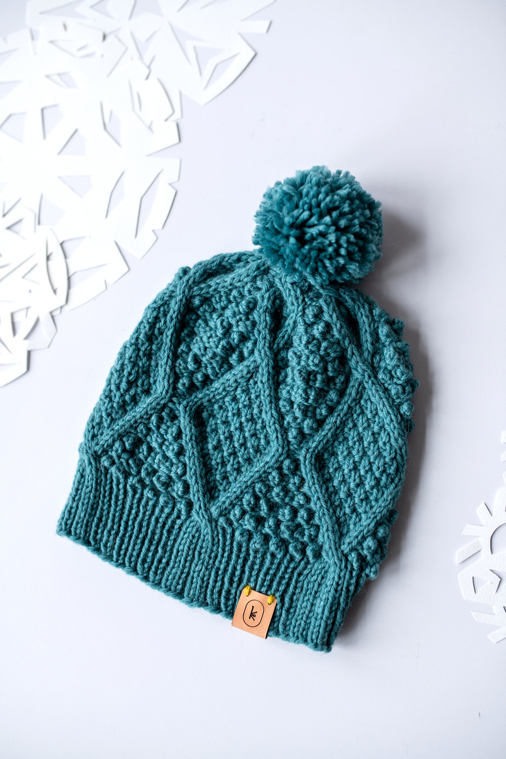 January Hat by Courtney Kelley. Image © Linette Kielinski.