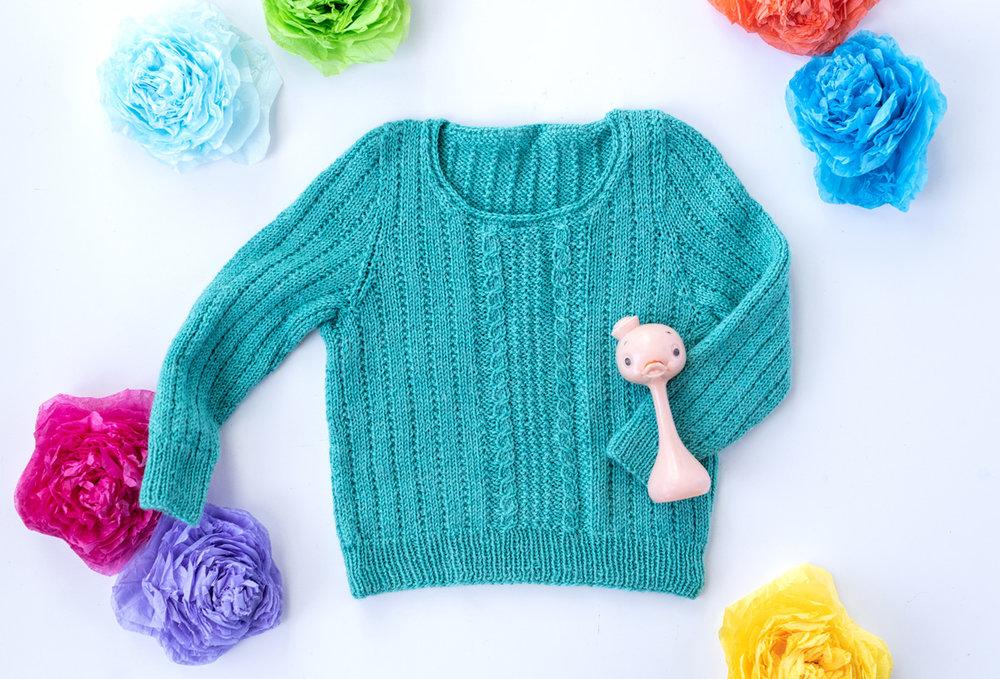 Nana's Pullover