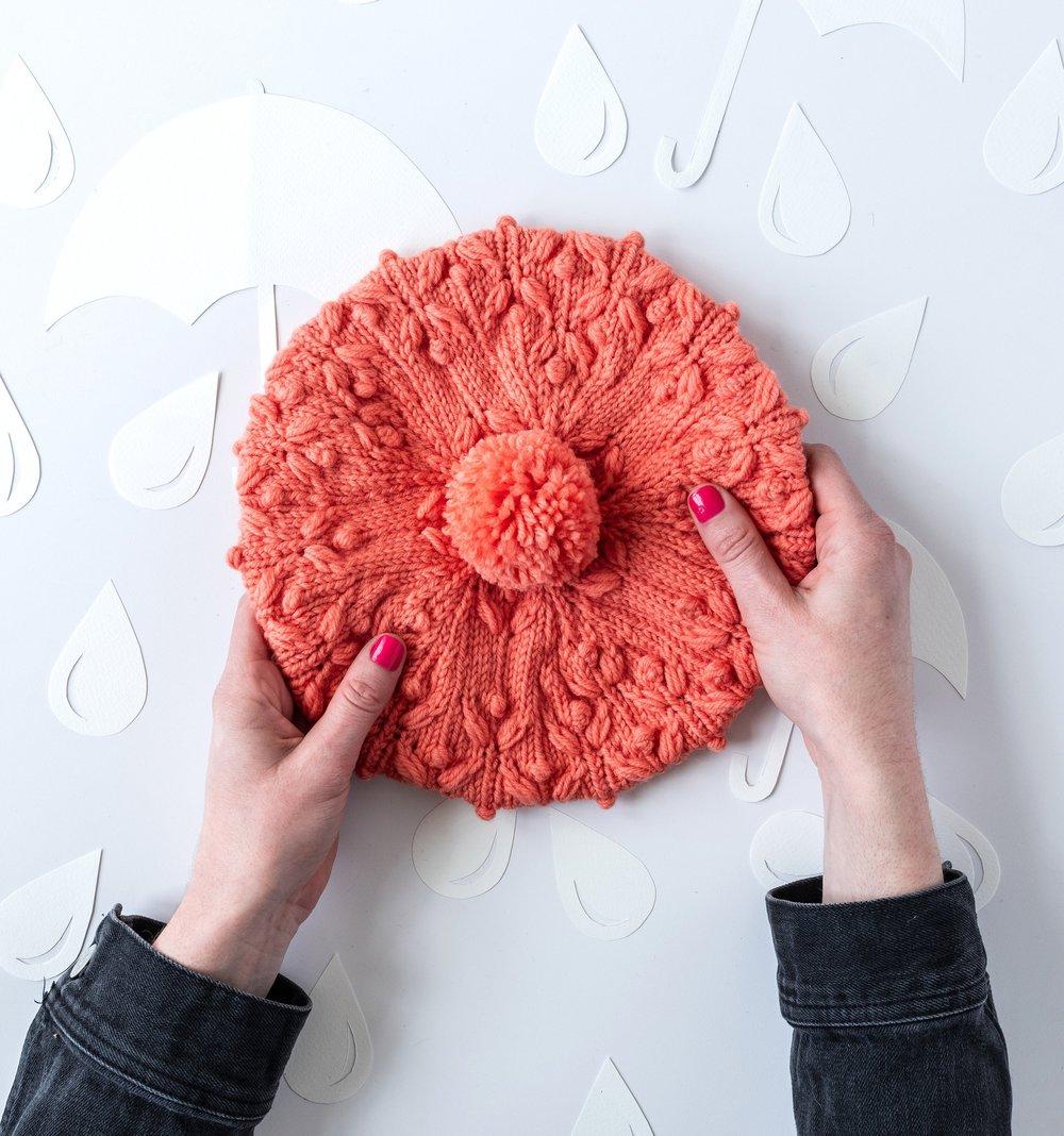 Kelbourne Woolens April Hat. Image by Linette Kielinski