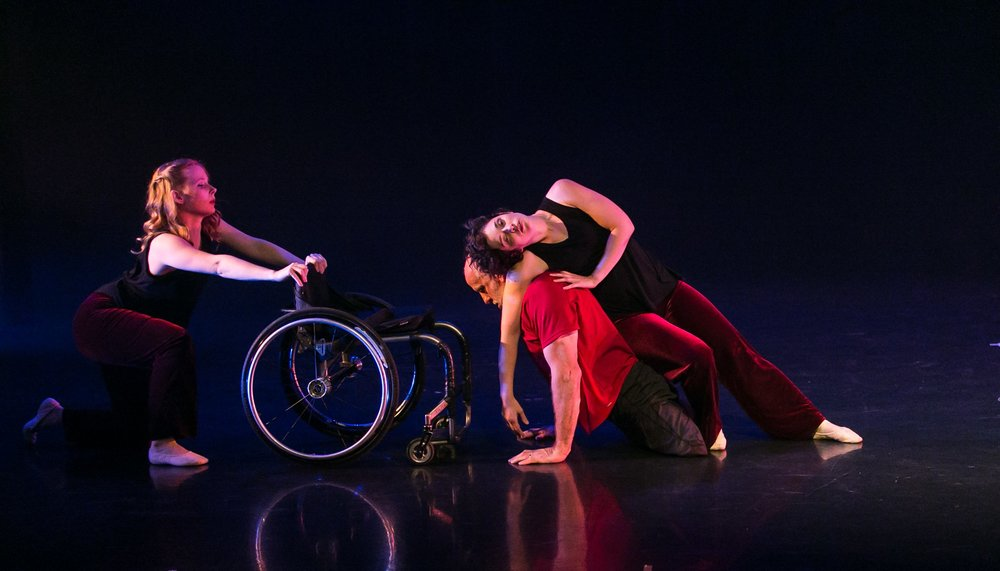 Counter Balance: An Evening of Physically Integrated Dance