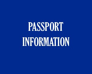 Passport Info