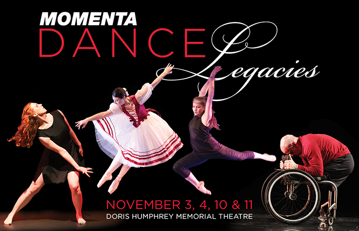 Past and Present - Dance Legacies is all about