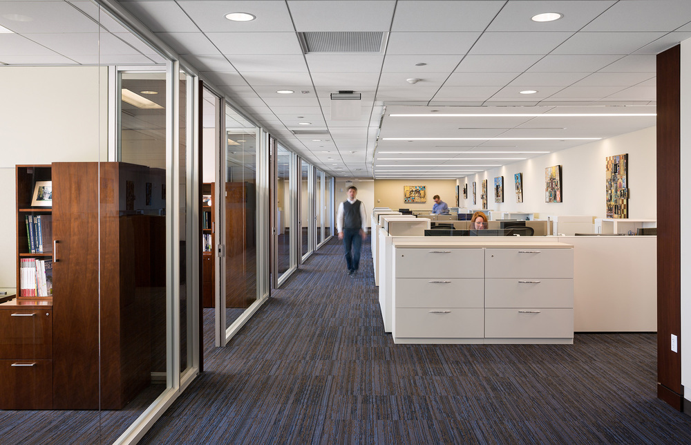 Corporate Office Mcmahon Architects