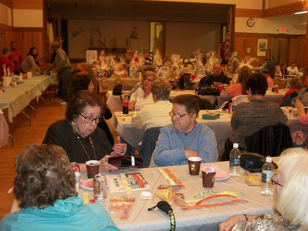 Tricky Tray event.
