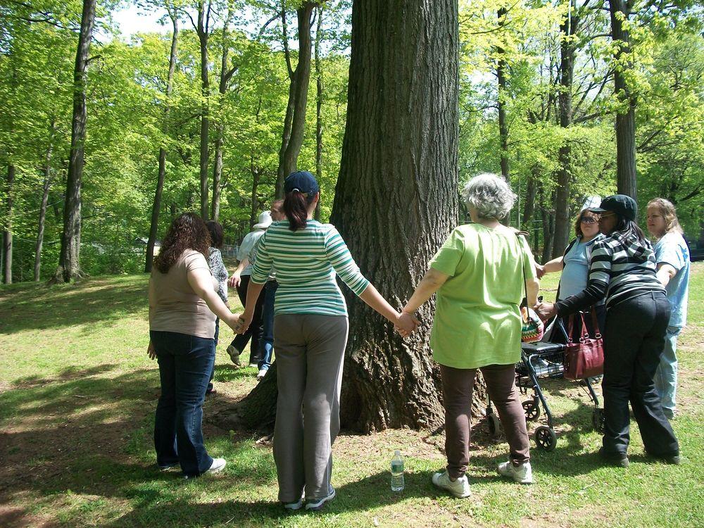 ACI celebrates Arbor Day.