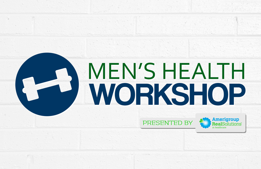 Men's Health Workshop banner