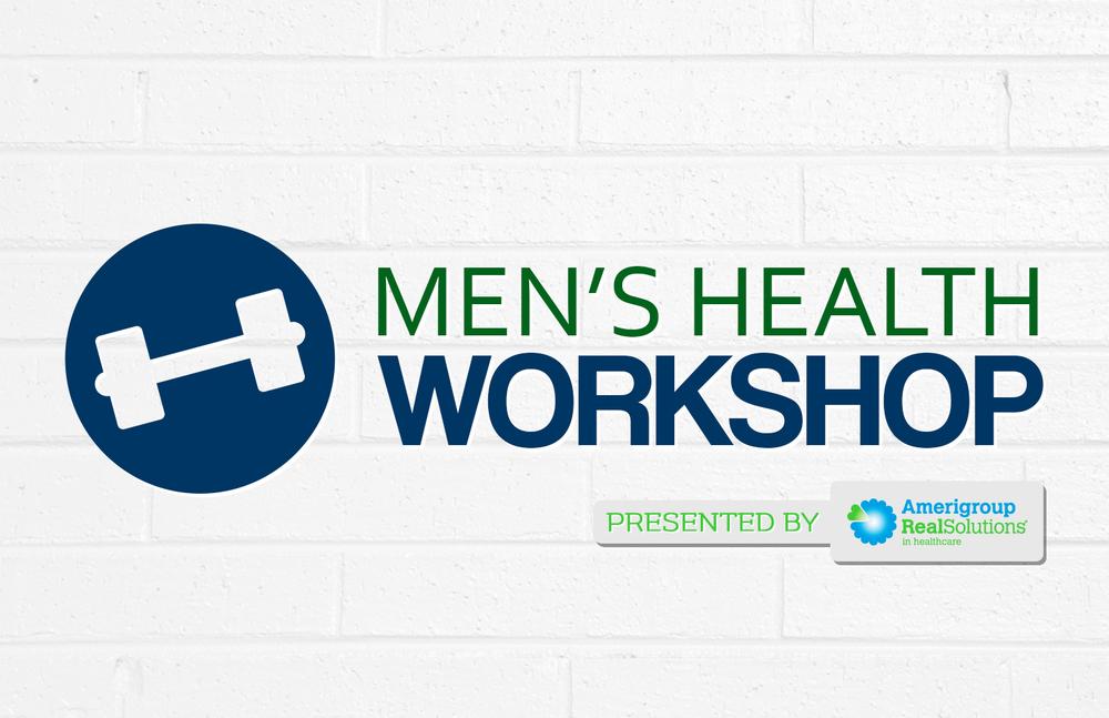 Men's Health Workshop banner