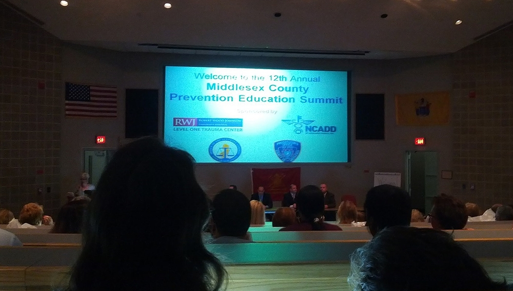 Middlesex County Prevention Education Summit