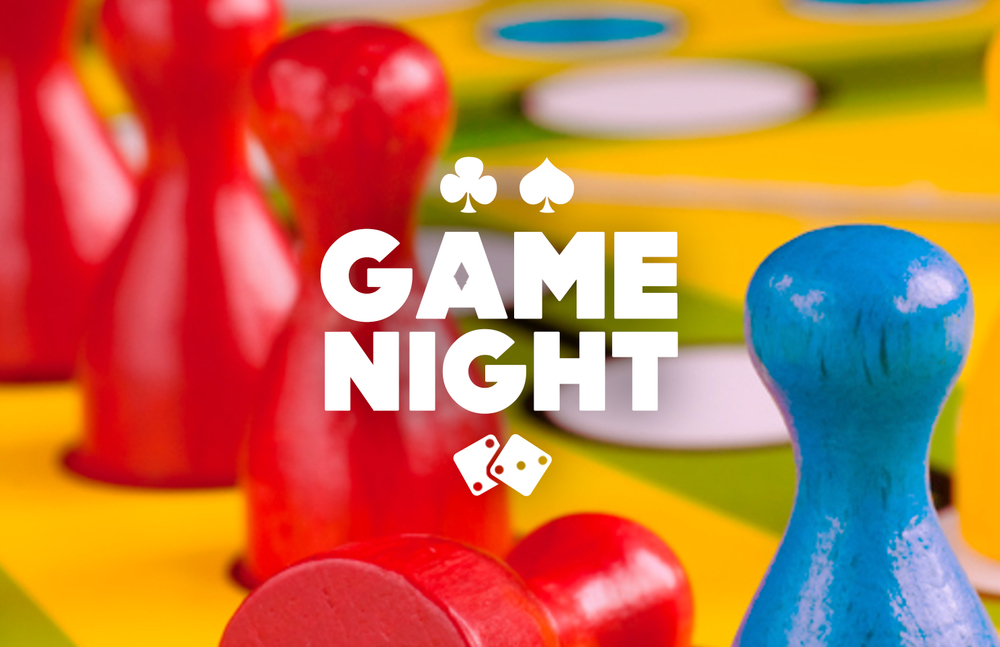 Game Night banner