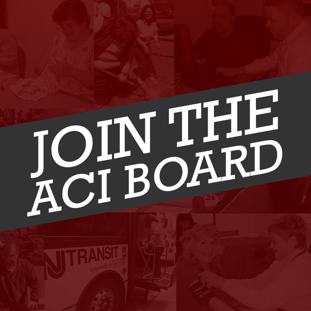 Join the ACI Board
