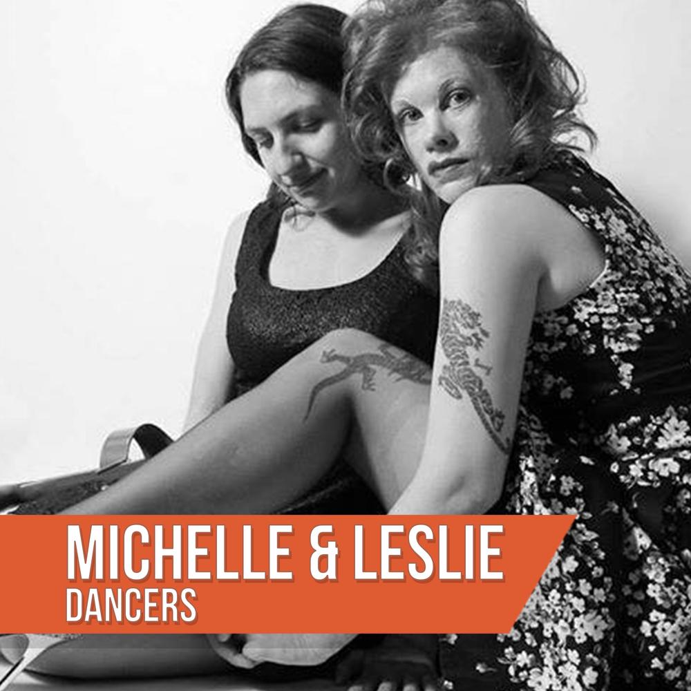 Michelle Mantione & Leslie Freeman