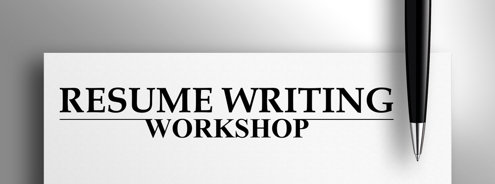 Resume Writing Workshop  Resume Writting