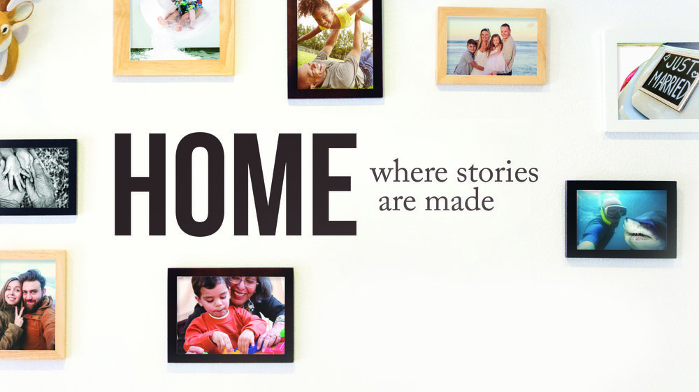Home: Where Stories are Made January 8, 2017 - April 9, 2017