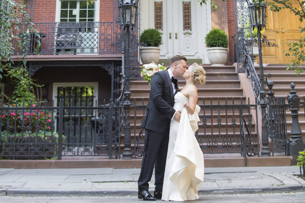 Erica & Nick - The Gramercy Park Hotel