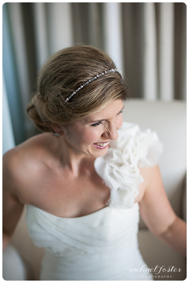 Bridal portrait at Lorien Hotel and Spa in Alexandria, VA